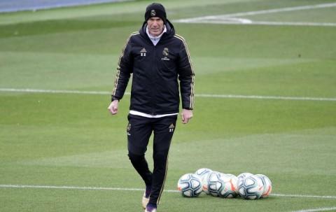 Pesan Zidane untuk Madrid Jelang Kompetisi Bergulir
