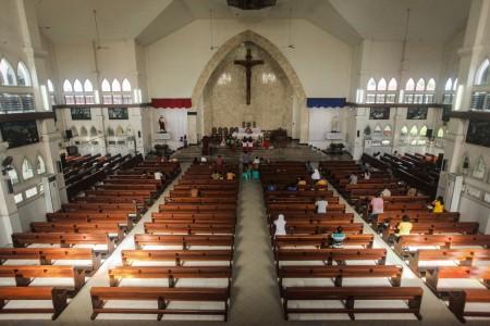 Keuskupan Agung Jakarta Belum Berencana Buka Gereja