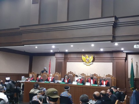 Enam Terdakwa Korupsi Jiwasraya Rugikan Negara Rp16,8 Triliun