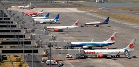 Angkasa Pura I Catat Kenaikan Aktivitas Bandara saat Larangan Mudik Lebaran