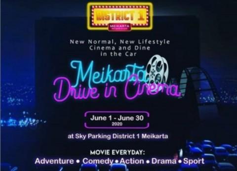 Putar Film Tanpa Izin, Driven-in Cinema Meikarta Minta Maaf