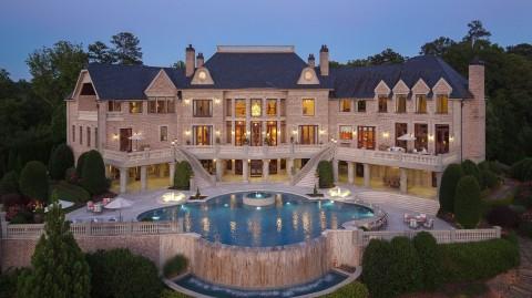 Rumah Bekas Tayler Perry Dijual USD211 Miliar
