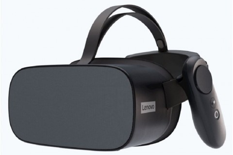 Lenovo Umumkan Headset All-in-One Mirage VR S3