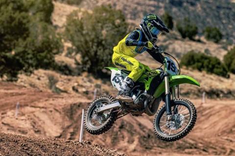 Kawasaki KX Bakal Ramaikan Segmen Motor Trail Mungil