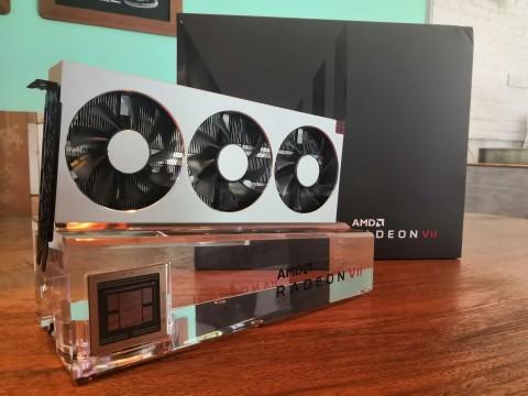 Tujuh Tahun, AMD Kirim Setengah Miliar GPU