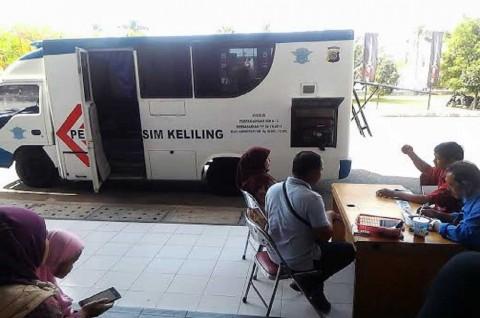 Polda Metro Jaya Operasikan Lima Mobil SIM Keliling di Masa Transisi