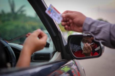Non-KTP Jabodetabek Wajib SIKM Masuk Kabupaten Tangerang