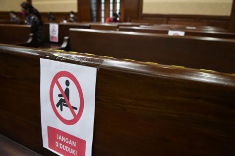 Pengadilan Tipikor Terapkan Prosedur Kenormalan Baru