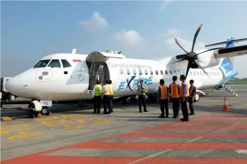 Tarif Kargo Lebih Kompetitif dengan Pesawat ATR