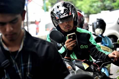 GrabBike Protect akan Beroperasi di Masa PSBB Transisi
