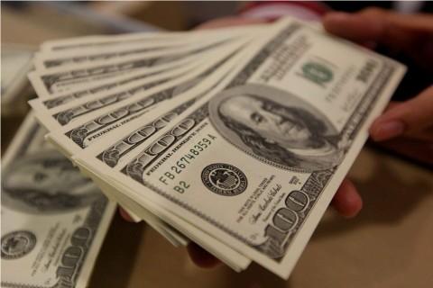 Dolar AS Jatuh