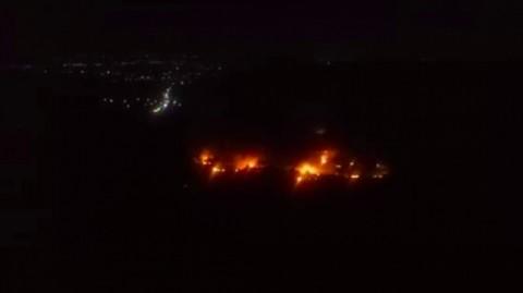 Israel Lakukan Agresi ke Suriah