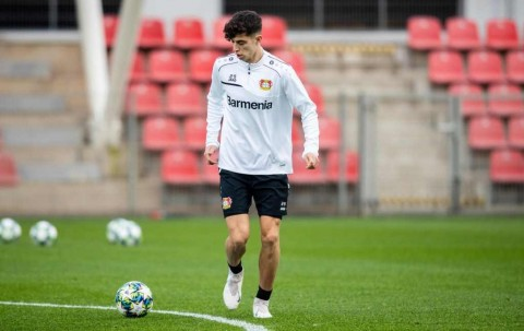Bayer Leverkusen tak Buru-buru Putuskan Masa Depan Kai Havertz