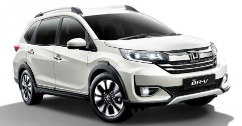 Intip Spesifikasi New Honda BR-V di Negeri Jiran