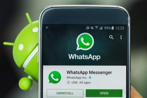 Facebook Cari Bos WhatsApp di Indonesia