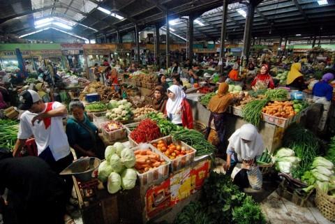 Survei BI: Inflasi 0,04% di Minggu Pertama Juni