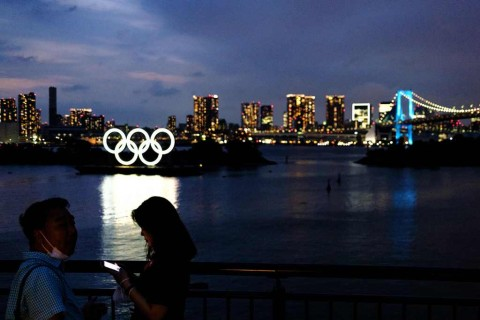 Panitia Tiadakan Acara Hitung Mundur Olimpiade Tokyo