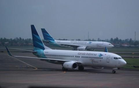 Kementerian BUMN Buka Opsi Naikkan Harga Tiket Garuda