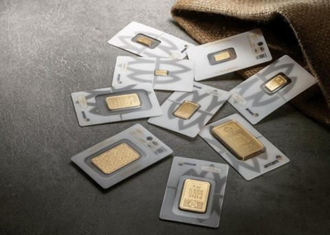 Pesona Emas Antam dalam Sepekan Memudar