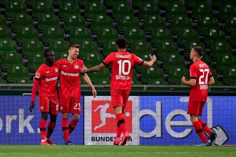 Jadwal Pertandingan Bundesliga Nanti Malam: Leverkusen vs Muenchen