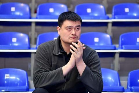 Yao Ming: Liga Basket Tiongkok Hadapi Banyak Tantangan