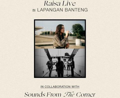 Peringati 10 Tahun Berkarya, Raisa Rilis Album Live