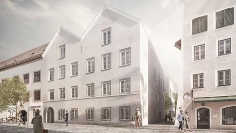 Rumah Masa Kecil Hitler Diubah Jadi Kantor Polisi