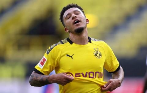Jadon Sancho di Mata Pelatih Dortmund