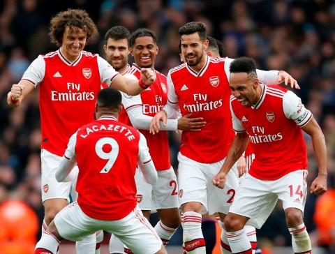 Arsenal Hujani Charlton Athletic dengan Setengah Lusin Gol