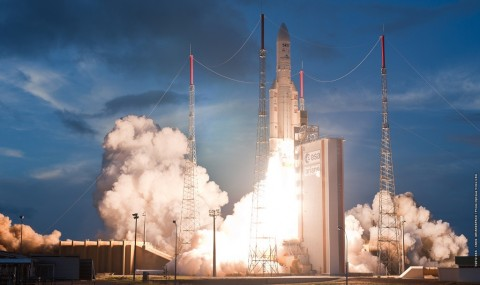 Lembaga Antariksa Eropa Ciptakan Roket Daur Ulang Mirip SpaceX