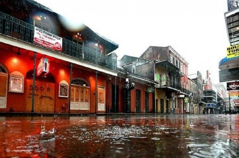 Badai Tropis Cristobal Tiba di Pesisir Louisiana