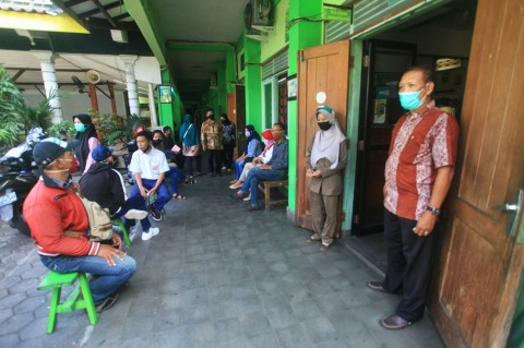 Pemprov Yogyakarta Perpanjang Kegiatan Belajar di Rumah