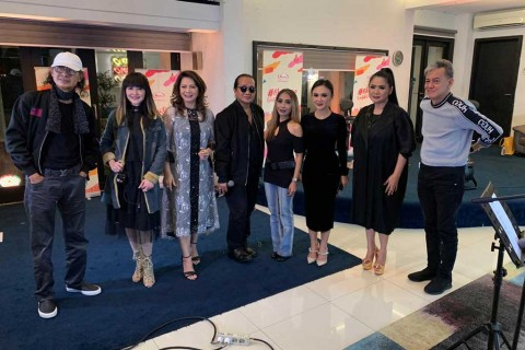 Konser Ruang Bersama 7 Bintang Sukses Kumpulkan Donasi Rp120 Juta