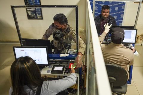 Polda Metro Ajukan Pembukaan SIM Keliling di Mal