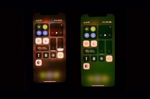 Pengguna iPhone 11 Keluhkan Warna Hijau di Layar