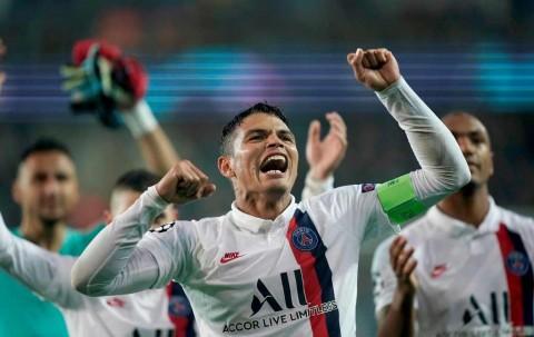 Tinggalkan PSG, Silva jadi Rebutan Milan dan Everton