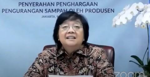 Menteri LHK Optimistis Masalah Sampah Bisa Diatasi