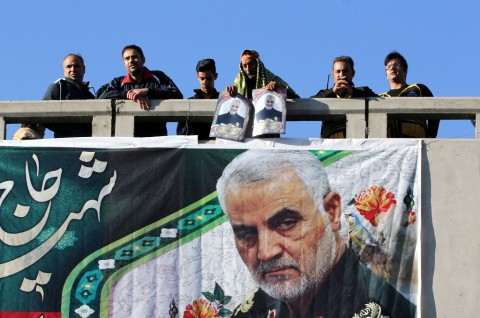 Iran Vonis Mati Mata-Mata CIA Terkait Kematian Soleimani
