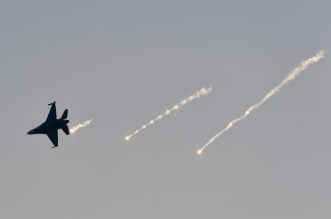 Taiwan 'Usir' Pesawat Tiongkok yang Langgar Zona Udara