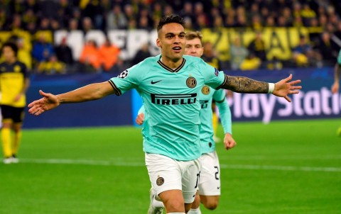 CEO Inter Bujuk Lautaro Martinez Bertahan di Inter