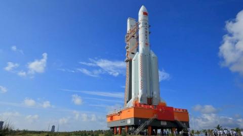 Tiongkok Siapkan Stasiun Luar Angkasa Terbaru, Terbang 2023