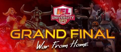Turnamen Esports Mahasiswa IEL University Super 2020 Masuk Grand Final