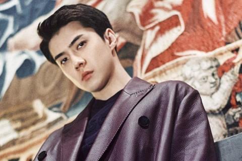 Sehun EXO Ditawari Peran Utama di Sekuel Film The Pirates