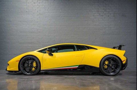 Lamborghini Huracan Makin Sangar Berkat Twin Turbo