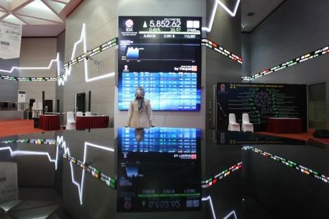 Pasar Kembali Terkoreksi Mengikuti Perekonomian Global