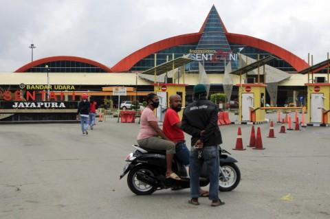 Bandara Sentani Kembali Beroperasi