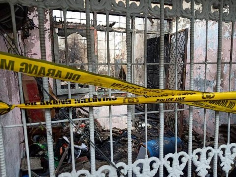 Rumah Terbakar, Satu Keluarga di Tangerang Tewas Terpanggang