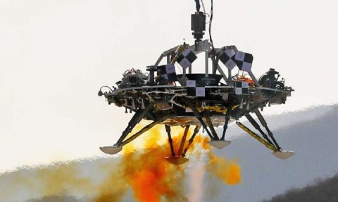 Tiongkok Siapkan Misi Antariksa ke Bulan dan Mars