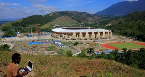<i>Master Plan</i> PON XX Papua Diubah