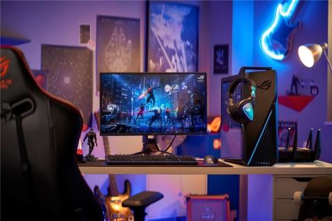Duet AMD dan Asus Bawa PC Gaming Pakai GeForce RTX
